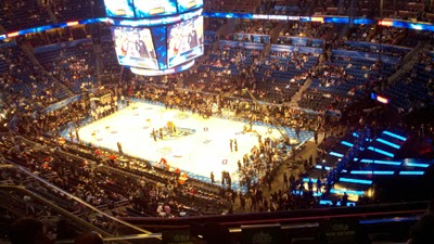 2012 NBA ALL-STAR Weekend at Amway Center