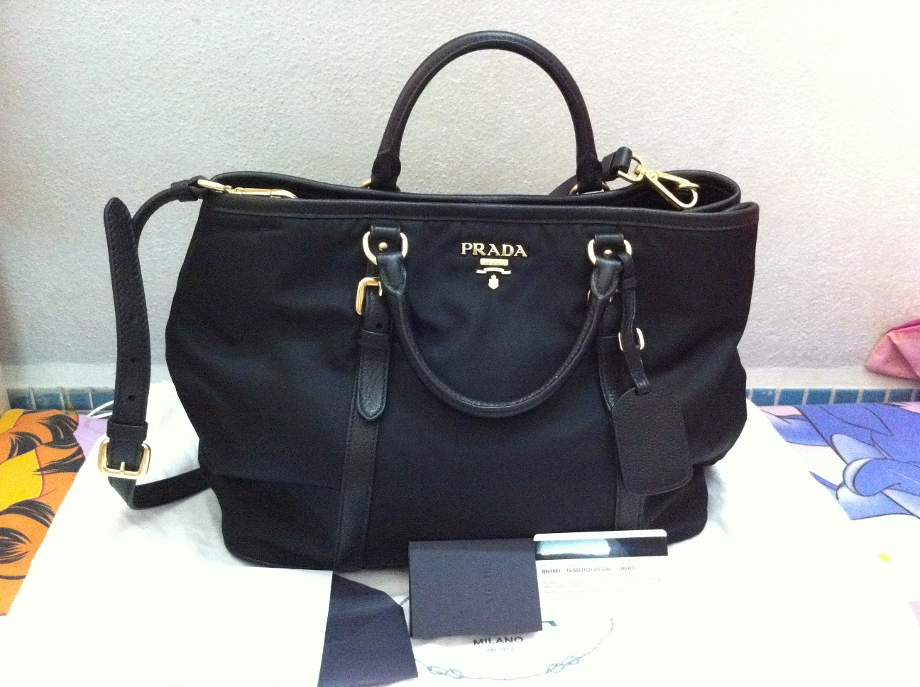 Now For Authentic Designer Handbag Prada