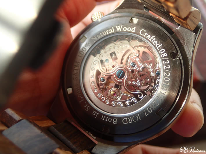 Unique Wood Watches from JORD