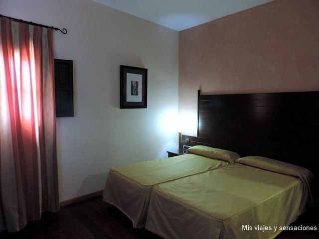 Hotel Albarracín, Palacio de la Brigadiera, Albarracín