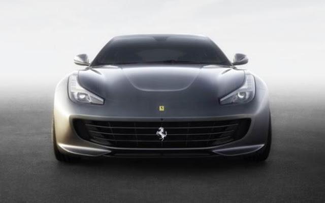 2017 Ferrari GTC4 Lusso Price