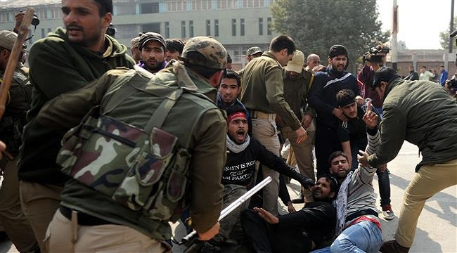 Solidarity day with people of Indian held Kashmir