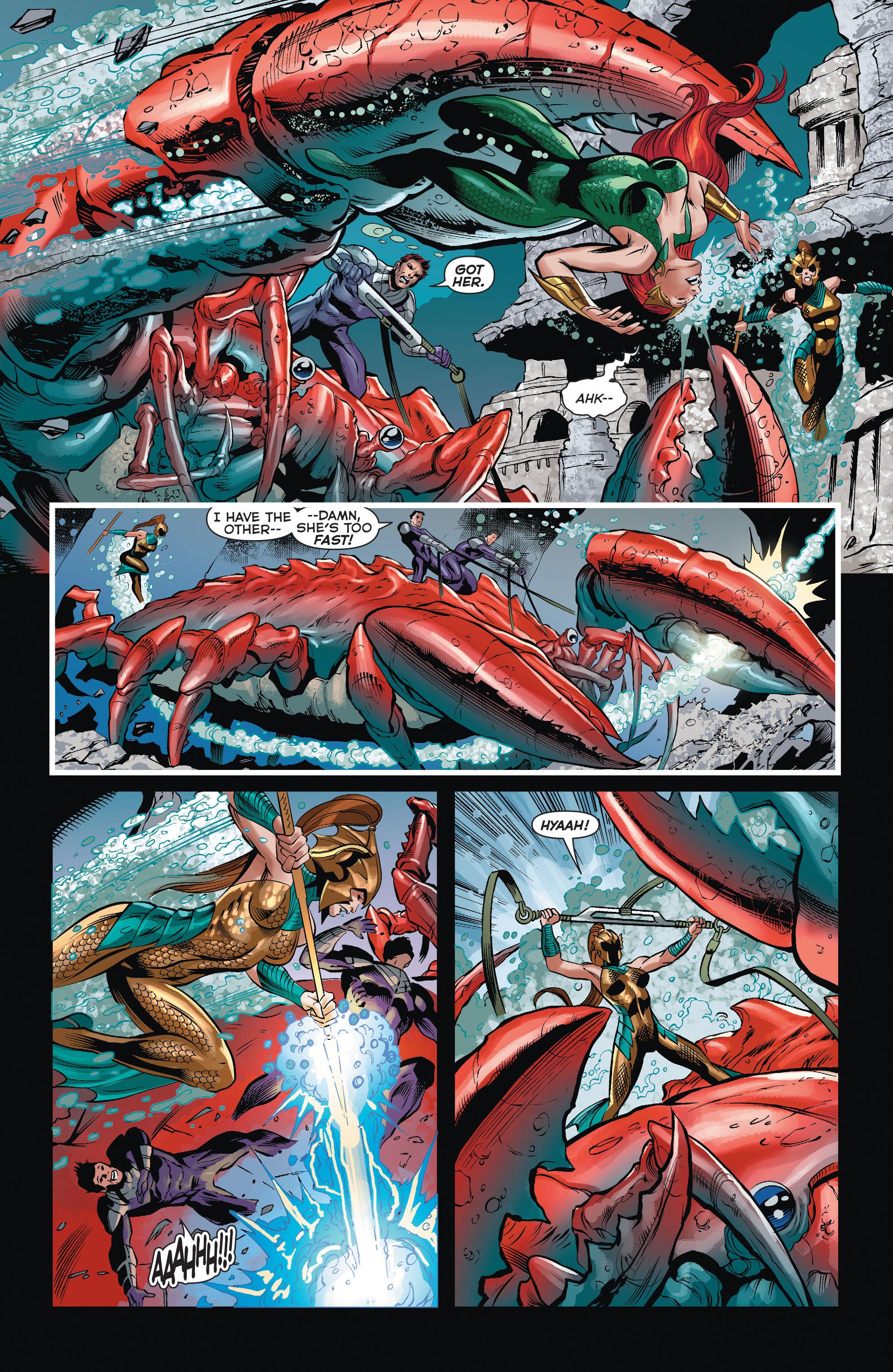Read online Aquaman (2011) comic -  Issue #32 - 13
