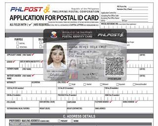 Postal ID