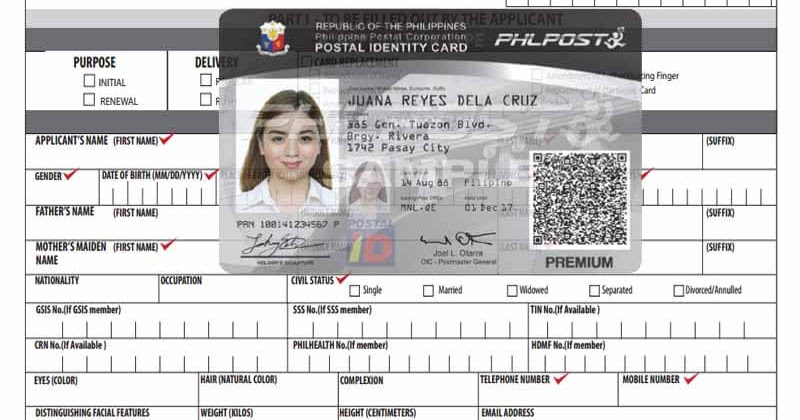 How to Get or Apply Postal ID – Requirements and Online