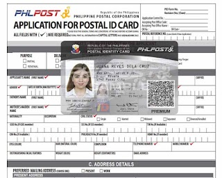 How to Get or Apply Postal ID – Requirements and Online Application Form
