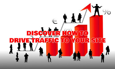 Discover How To Drive Traffic To Your Site, Discover, How, To, Drive, Traffic, To, Your, Site, Website, Referral, Online, Marketing, Tools