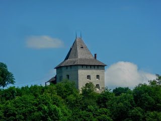 Галич. Старостинский замок на Галич горе