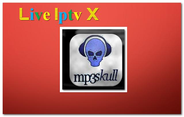 Mp3 Skull Playlist music addon