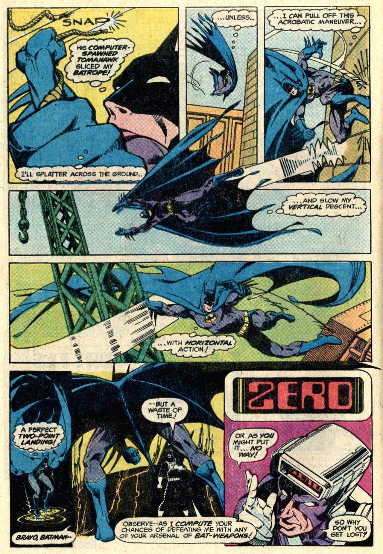 Detective Comics (1937) 468 Page 3