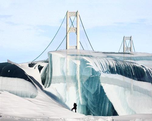 Beautiful Bridges Mackinac Bridge Wallpapers