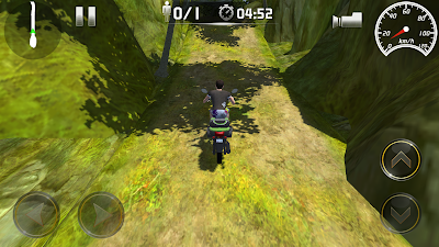 Modern Hill Climber Moto World  (MOD)
