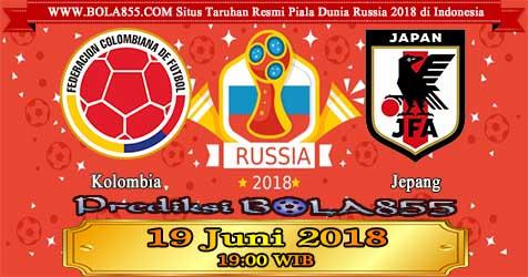 Prediksi Bola855 Colombia vs Japan 19 Juni 2018