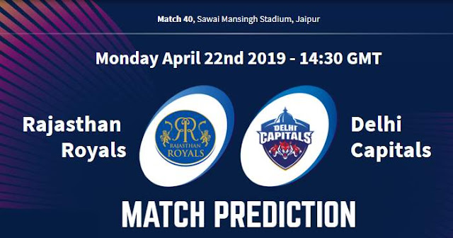 VIVO IPL 2019 Match 40 RR vs DC Match Prediction, Probable Playing XI: Who Will Win?