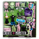 Monster High Cat & Witch Create-a-Monster Doll