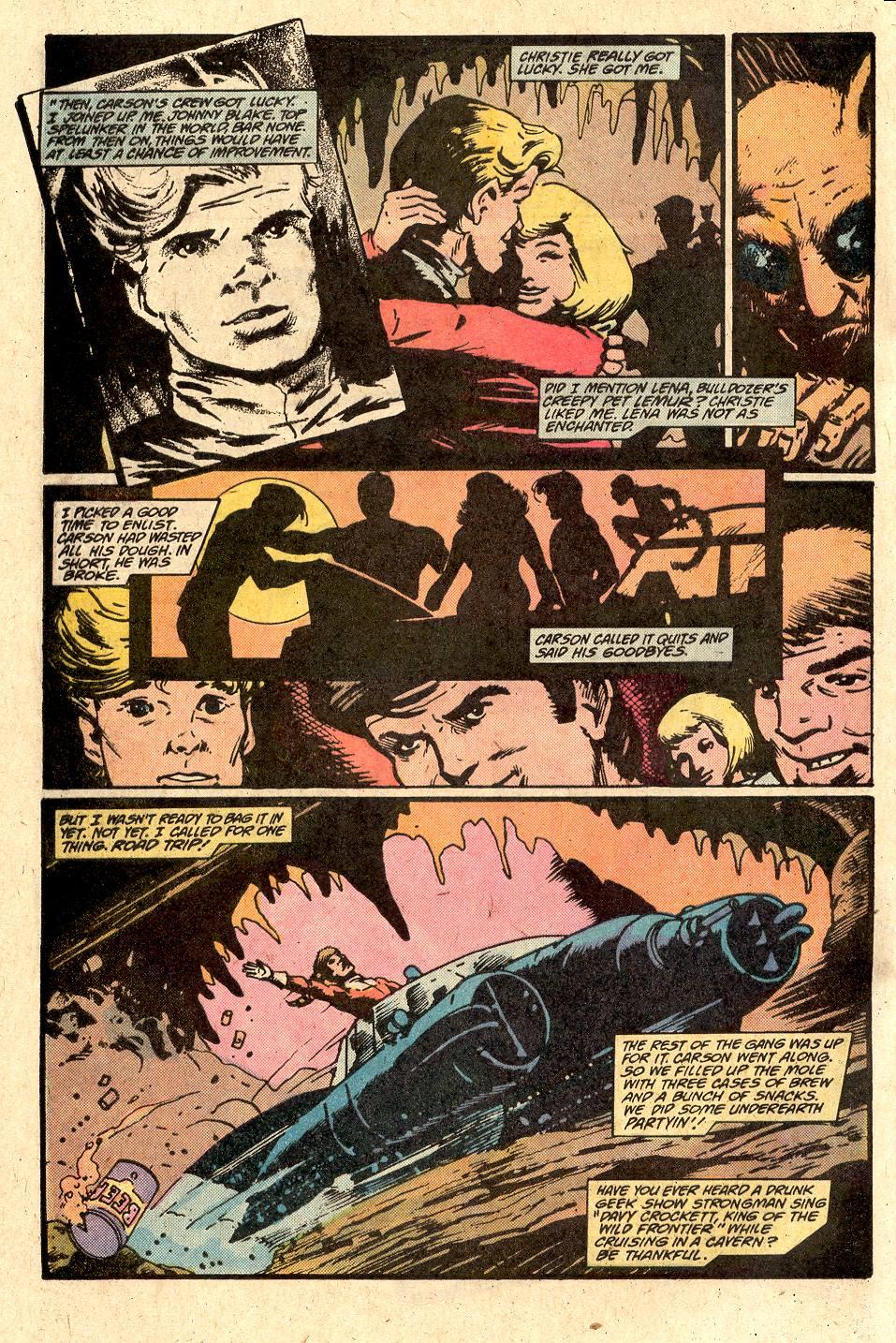 Read online Secret Origins (1986) comic -  Issue #43 - 23