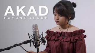 Download Lagu MP3, Video, Lirik Lagu Hanin Dhiya - Akad (Cover Payung Teduh)