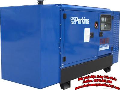 Máy phát điện Perkins 875kva 4008-TAG1A