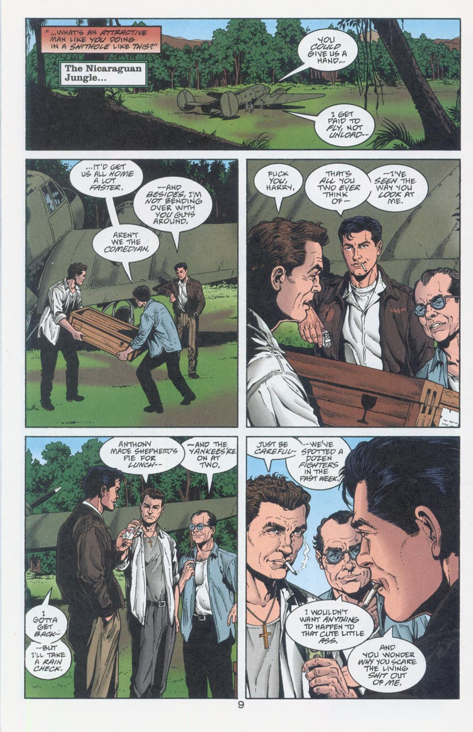 Read online American Century comic -  Issue #2 - 10