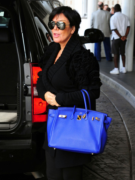 My Birkin Blog Kris Jenner