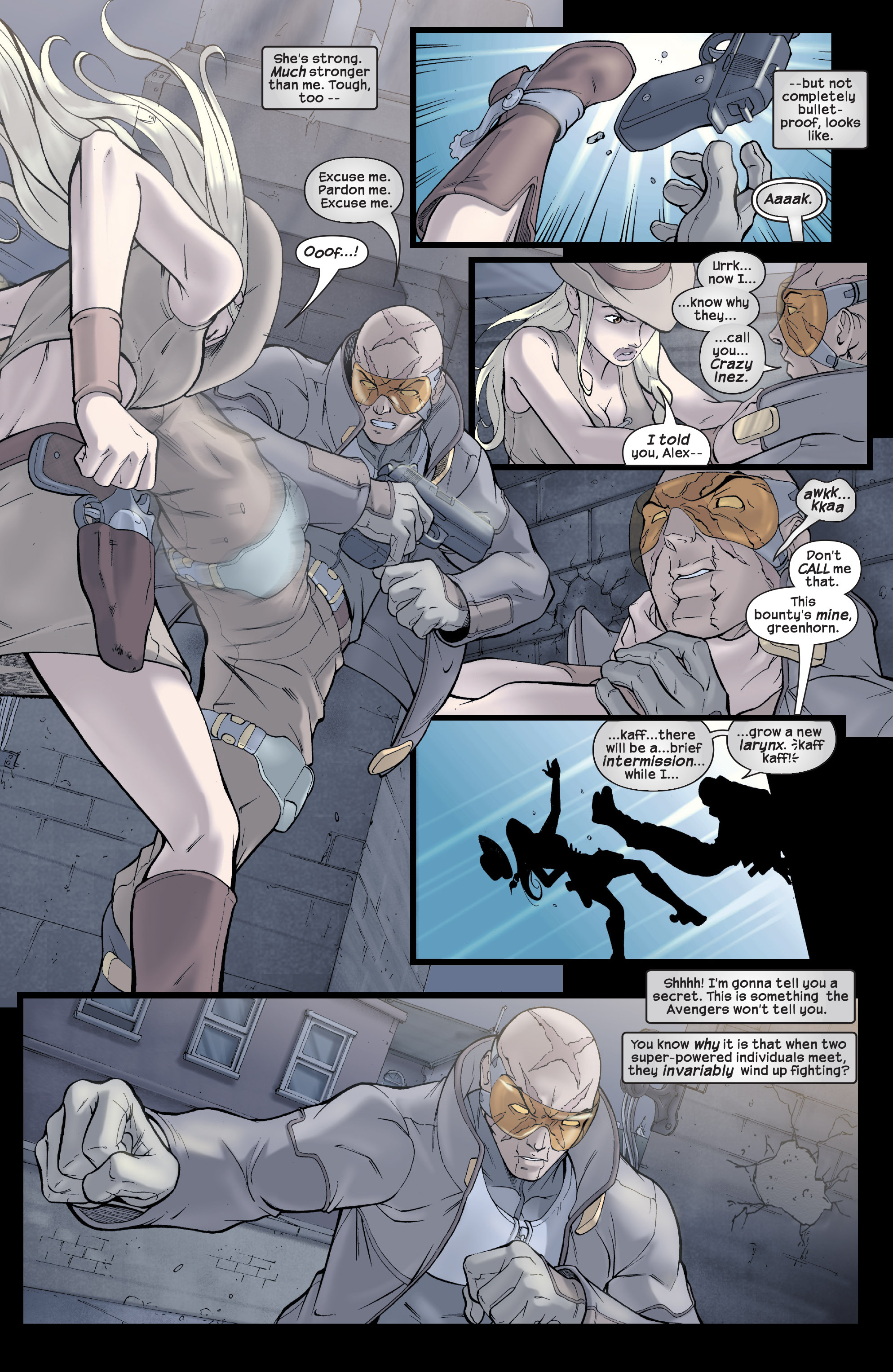 Read online Agent X comic -  Issue #2 - 13