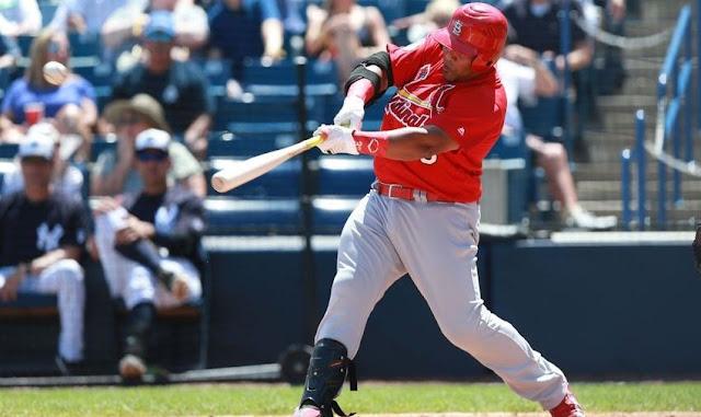 Se estima que el cubano ha ganado cerca de 9 millones de dólares en la MLB, sin contar lo que le debe San Luis.