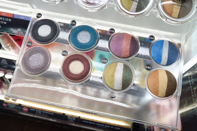 Neue Theke: p2 cosmetics Bloggerevent