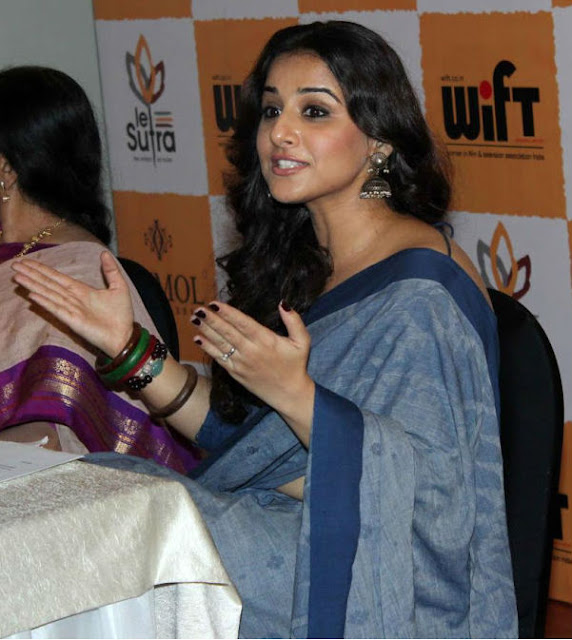 vidya balan pictures in sarees