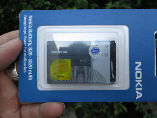 Baterai Nokia BL-5C Original 1020mAh