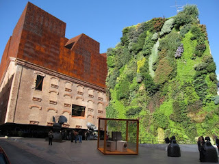 Cagliari in verde - Giardino verticale madrid ...