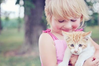 Manfaat anak Memelihara binatang