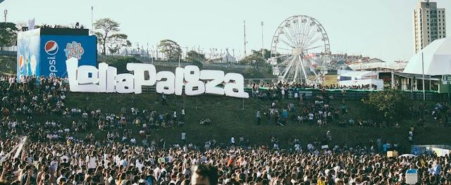 Lollapalooza anuncia horários de seus 3 dias de atrações
