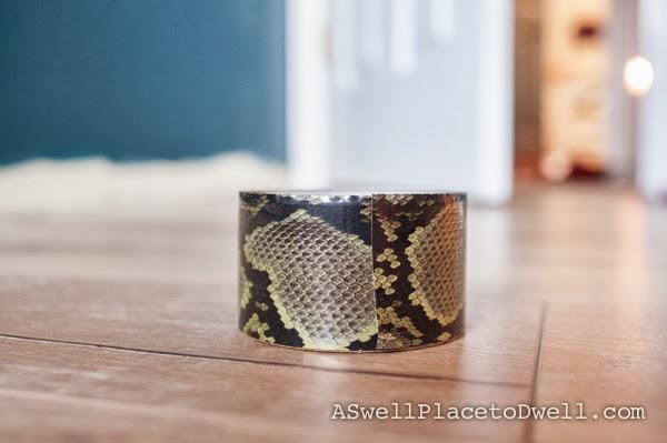 Snake Skin Duct Tape