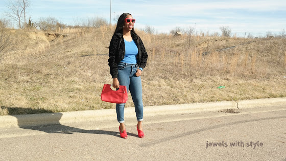 Confessions of a fashion blogger, confessions of a style blogger, the reality of blogging, black fashion blogger, black style blogger, columbus blogger, jewels with style, columbus ohio stylist, red sunglasses, zero uv sunglasses, statement sunglasses