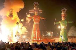Vijaya Dashami (Dussehra ) in India
