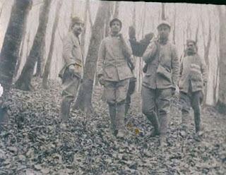 1914/1918 des ambulanciers au front