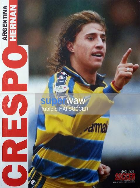 Hernan Crespo (AC Parma 1999)