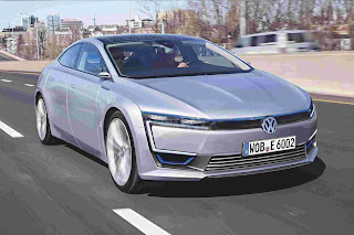 All-new Volkswagen XL3 concept - the electric contender