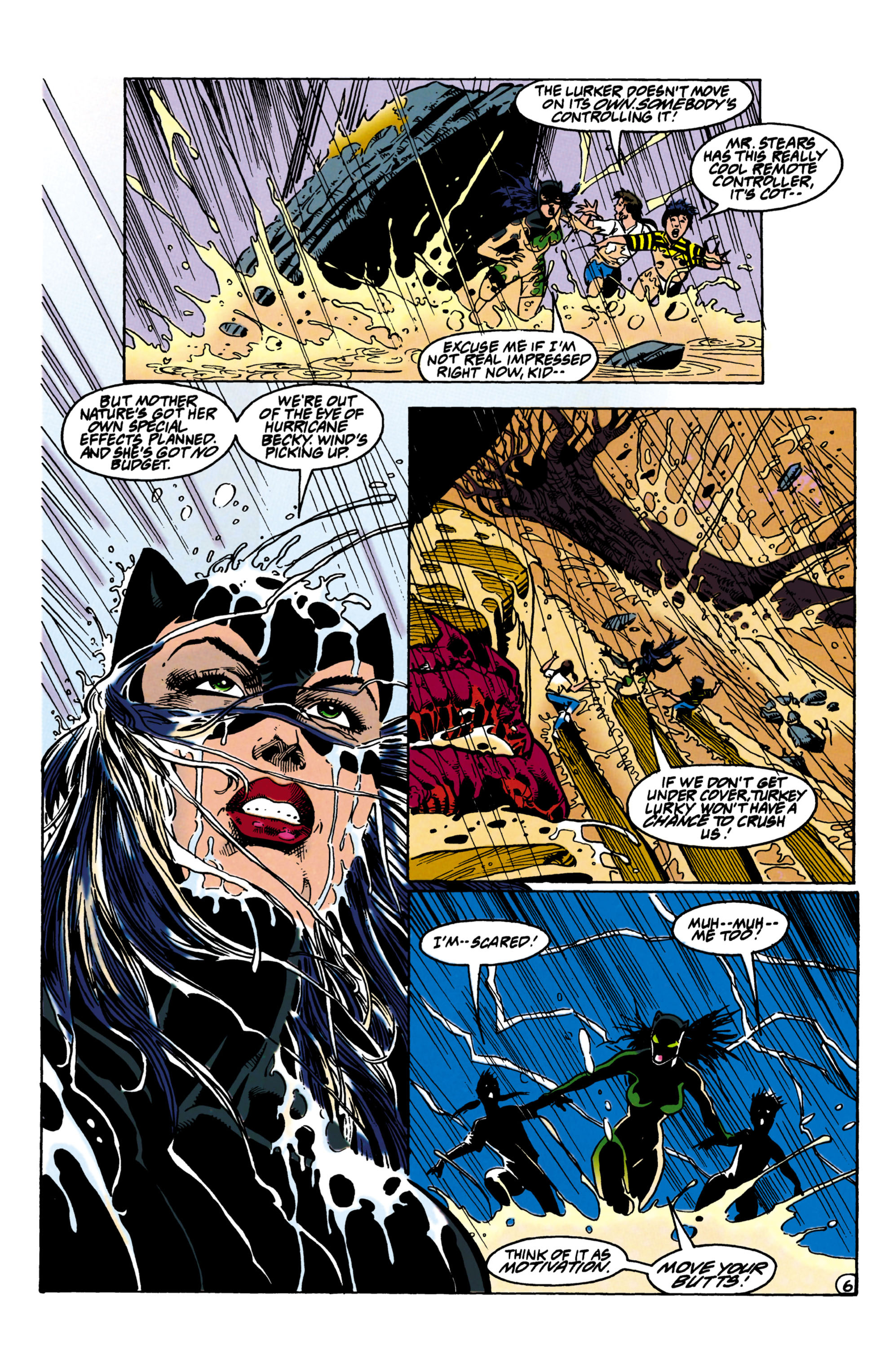 Catwoman (1993) Issue #21 #26 - English 6