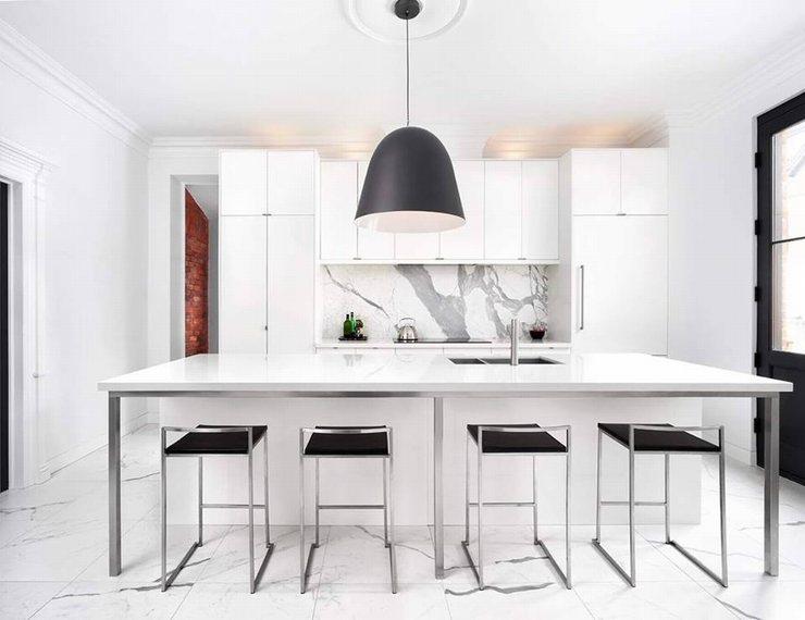 thiết kế thi công nội thất nhà bếp độc đáo 22