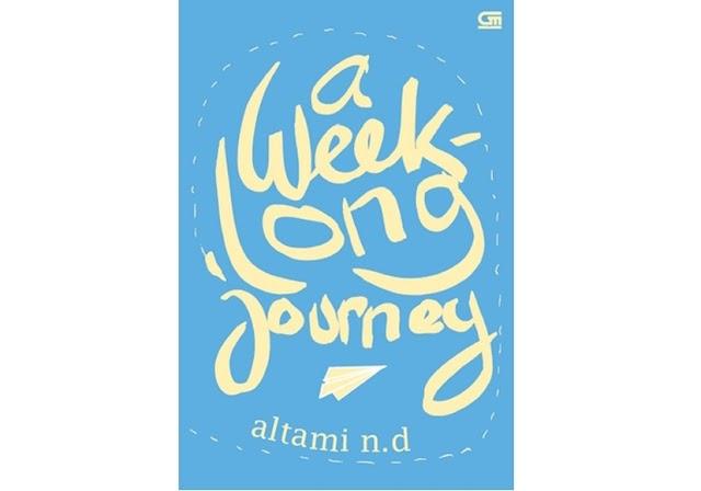 #9   A Week Long Journey - Altami N.D.