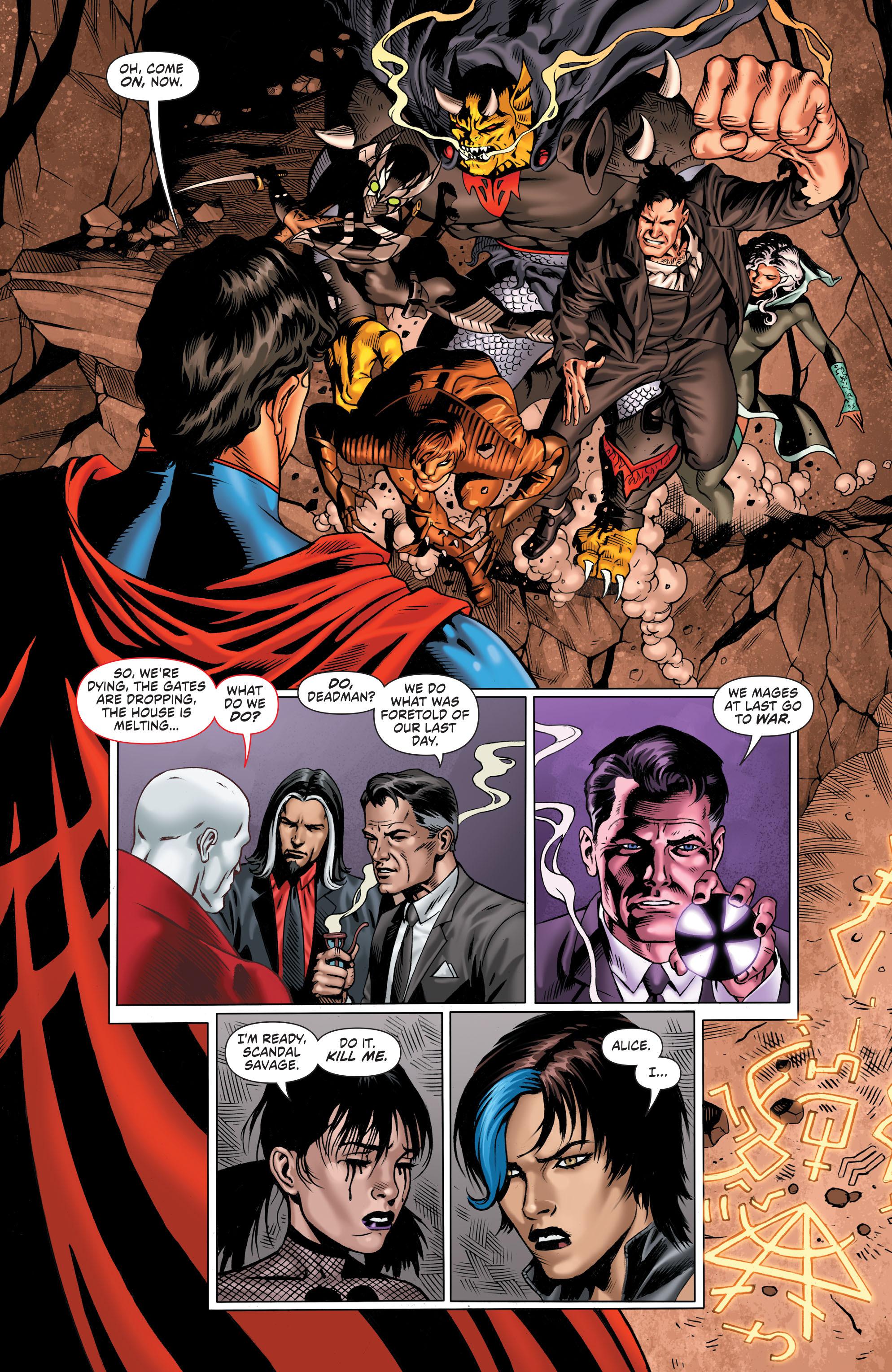 Read online Secret Six (2015) comic -  Issue #10 - 14