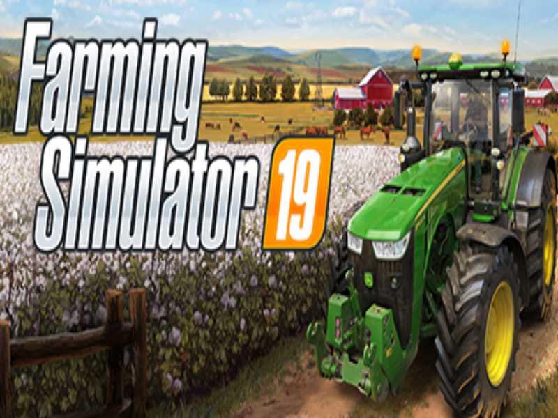Download Farming Simulator 19 Game PC Free on Windows 7,8,10