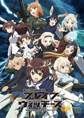 Brave Witches Series Posters