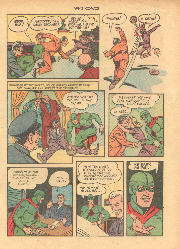 WHIZ Comics issue 66 - Page 17