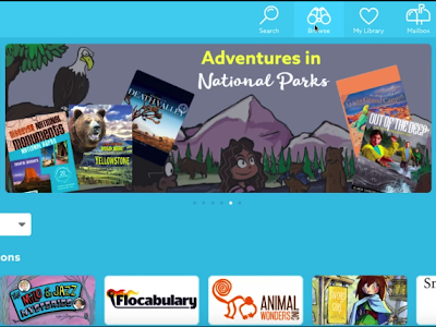 Here Is A Very Good Digital Library for Kids and Young Learners