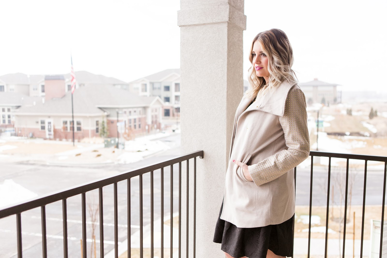 Cute Coat, Utah Fashion Blogger, Winter Style