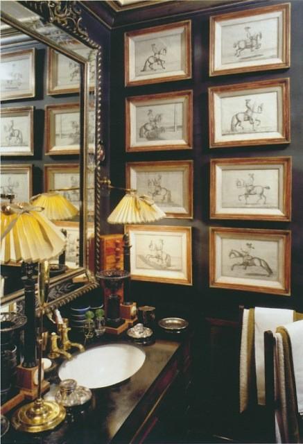 Eye For Design Equestrian Chic Interiors