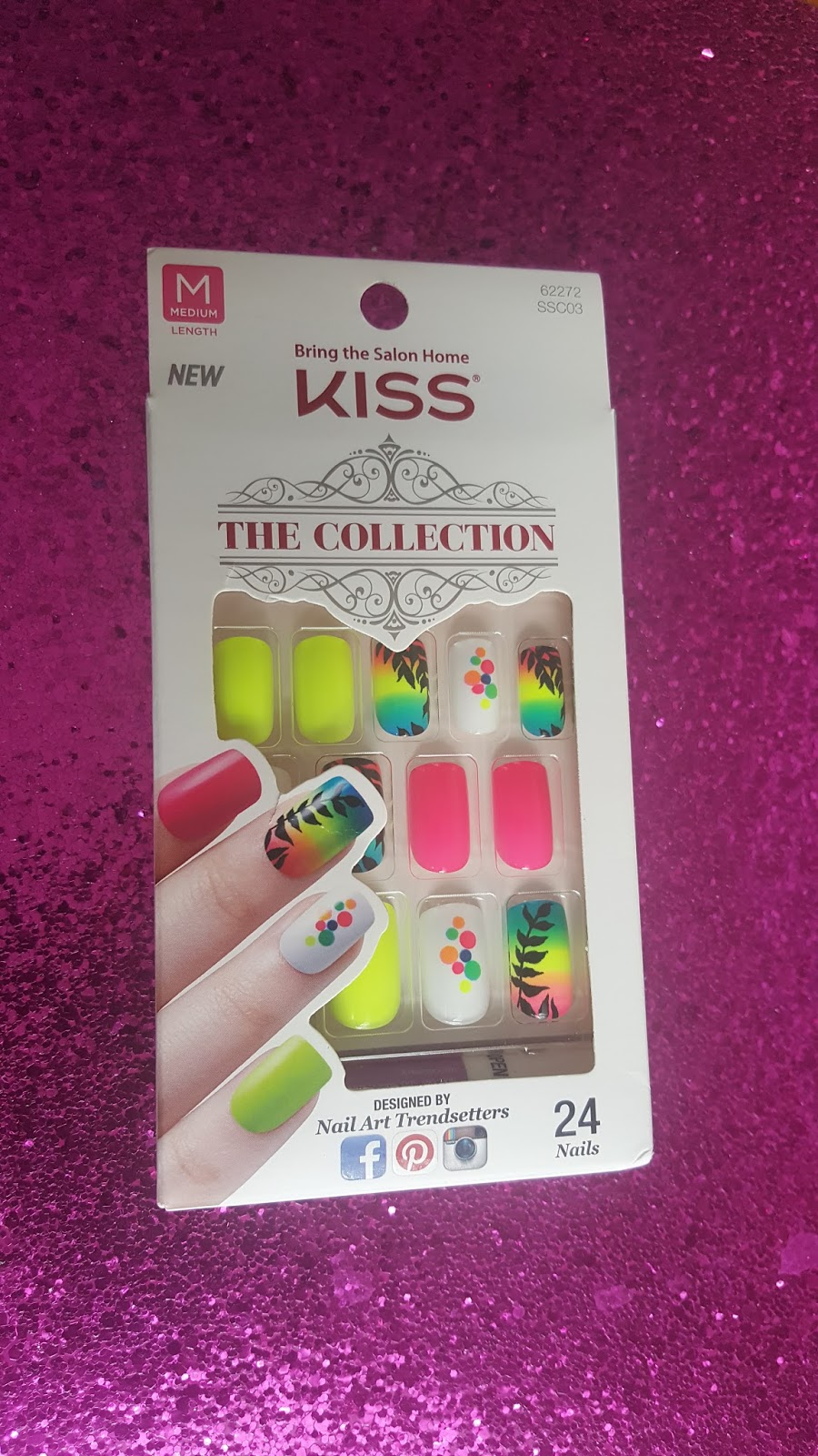 Product Review + PICS: Kiss Press On Nails
