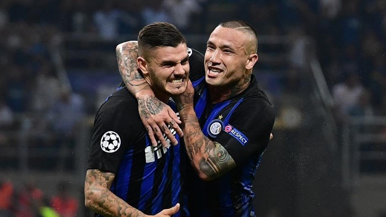 Inter Milan Ciptakan Tujuh Kemenangan Berturut-turut